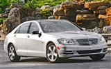 Mercedes-Benz S400 HYBRID - 2010 HD wallpaper