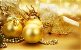 Christmas balls wallpaper (8)