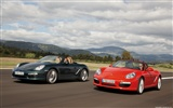Porsche Boxster - 2009 HD wallpaper #7