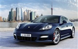 Porsche Panamera Turbo - 2009 fonds d'écran HD