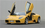 Lamborghini Murcielago - 2001 HD wallpaper (2)