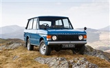 Land Rover Range Rover 3door 路虎