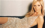 Sarah Michelle Gellar beautiful wallpaper (2)