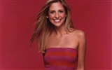 Sarah Michelle Gellar beautiful wallpaper (2) #30
