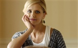 Sarah Michelle Gellar beautiful wallpaper (2) #43