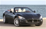 Maserati GranCabrio - 2010 HD wallpaper