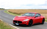 Maserati GranTurismo - 2010 HD wallpaper