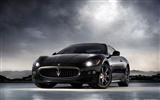 Maserati GranTurismo S - 2008 HD wallpaper