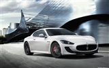 Maserati GranTurismo MC Stradale - 2010 HD wallpaper