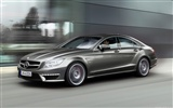 Mercedes-Benz CLS63 AMG - 2010 fonds d'écran HD