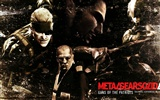 Metal Gear Solid 4: Guns of the Patriots wallpapers