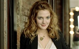 Drew Barrymore beautiful wallpaper
