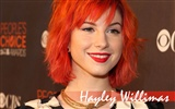 Hayley Williams 海莉·威廉姆斯 美女壁纸