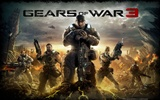 Gears of War 3 fondos de pantalla HD
