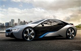 BMW i8 Concept - 2011 HD wallpapers