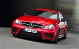 Mercedes-Benz C63 AMG Coupe Black Series - 2011 HD Wallpapers