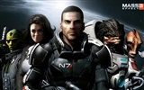 Mass Effect 3 HD обои #16