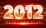 2012 New Year wallpapers (1) #2
