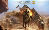 Uncharted 3: Drakes Deception HD Wallpaper
