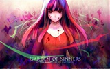 the Garden of sinners HD wallpapers