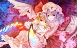 Touhou Project caricature HD wallpapers