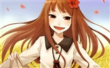 Spice and Wolf HD wallpapers