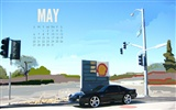 May 2012 Calendar wallpapers (1) #13