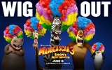 Madagascar 3: Europe Most Wanted fonds d'écran HD