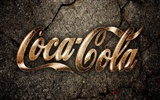 Coca-Cola beautiful ad wallpaper #14