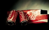 Coca-Cola beautiful ad wallpaper #18