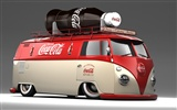 Coca-Cola beautiful ad wallpaper #29