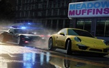 Need for Speed: Most Wanted 极品飞车17:最高通缉 高清壁纸17