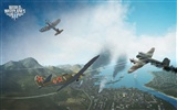 World of Warplanes game wallpapers