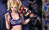 Lollipop Chainsaw HD tapety na plochu