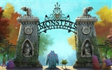 Monsters University HD wallpapers