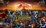 League of Legends hry HD wallpapers