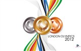 London 2012 Olympics Thema Wallpaper (2) #12