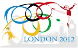 London 2012 Olympics Thema Wallpaper (2) #16