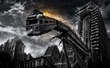 Romantically Apocalyptic creative painting wallpapers (1) #2