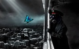 Romantically Apocalyptic creative painting wallpapers (1) #5