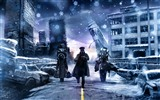 Romantically Apocalyptic creative painting wallpapers (2) #6