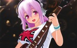 Super Sonico HD anime wallpapers #9