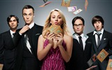 Die Big Bang Theory TV Series HD Wallpaper