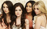 Pretty Little Liars TV Series HD Wallpaper