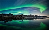 Naturwunder der Northern Lights HD Wallpaper (1)