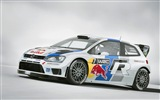 2013 Volkswagen Polo R WRC HD Wallpaper