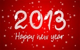 2013 New Year theme creative wallpaper(1)