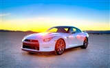 2013 Nissan GT-R R35 USA version HD wallpapers