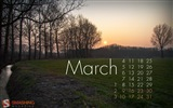 March 2013 calendar wallpaper (2)