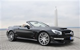 2013 Brabus 800 Roadster HD Wallpaper